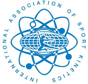 Logotyp International Association of Sport Kinetics